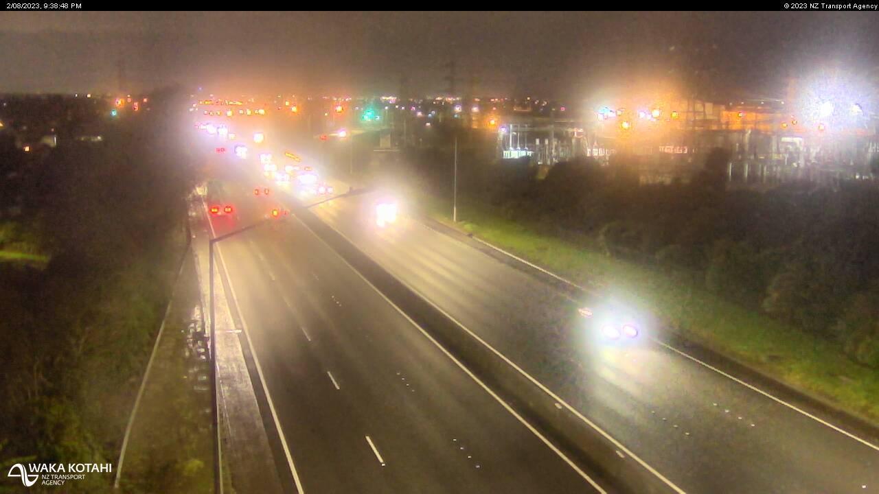 Webcam Auckland: S6 Bairds Rd