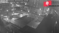 Palma: Hotel Helios Can Pastilla garden-pool webcam - Actuelle