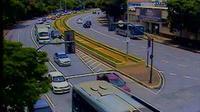 Belo Horizonte: Tr�nsito: Andradas X Rua Ezequiel Dias - Overdag