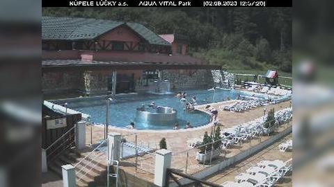 Webcam Lúčky: KÚPELE − a.s