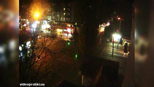 Webkamera Kiev: улица Щербакова