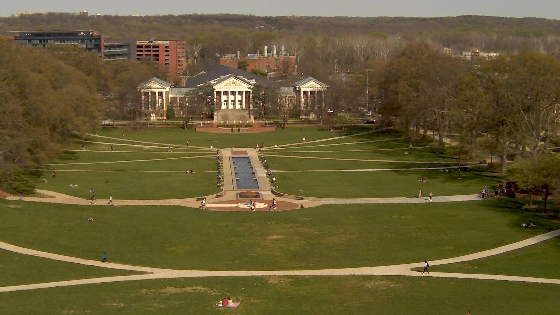 Webkamera College Park