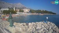Baska Voda: beach Nikolina