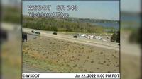 West Richland > East: SR  at MP .: Richland Wye - Di giorno