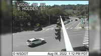 Seattle: SR  at MP : S Holden St - Day time