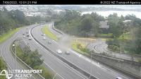 Upper Harbour > West: SH Tauhinu Rd Overbridge - Day time