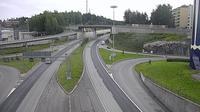 Tampere: Tie - Rantatunneli Armonkallio - Armonkallio - Day time