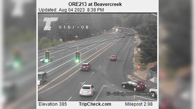 Vignette de Beavercreek webcam à 7:16, oct. 20