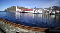Abelnes: Kirkehamn - Hidra kirke - Hidra