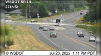 Washougal: SR  at MP .: th St - Current