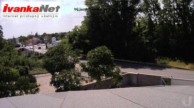 Daylight webcam view from District of Senec: Ivanka pri Dunaji