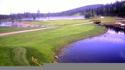 Daylight webcam view from Sirkka: Kittilä, Levi, Lappi