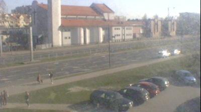 Webkamera Górce: Parking Bemowo