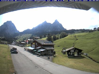 Brunni: Mythenregion - Einsiedeln (Talstation) - Haggenegg