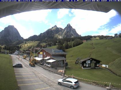 Brunni: Mythenregion Schwyz - Einsiedeln (Talstation) - Haggenegg