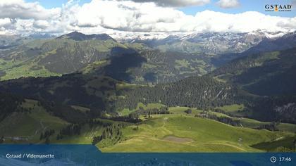 Rötschmund: Gstaad - Videmanette, Eggli Gstaad