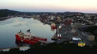 St. John's: Newfoundland - Saint John - Harbour - Aktuell