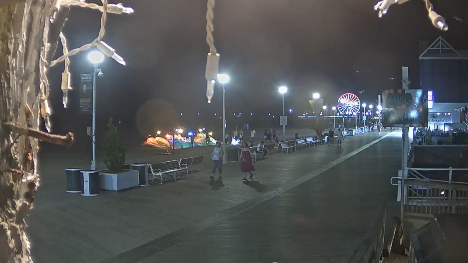 Webkamera Ocean City: LiveHD