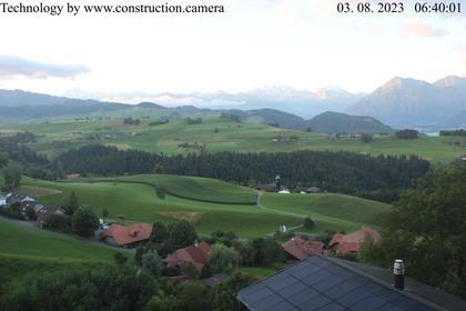 Oberdiessbach › Süd: Jungfrau Niesen