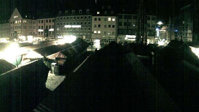 Webcam Nuremberg: Marktplatz