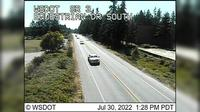 Poulsbo › South: SR  at MP : Equestrian Dr Looking South - Actual