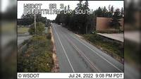 Poulsbo > South: SR  at MP : Equestrian Dr Looking South - Actuales