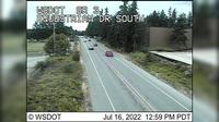 Poulsbo › South: SR  at MP : Equestrian Dr Looking South - Dia