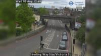 London Borough of Haringey: Sterling Way Slip/Victoria St - Dagtid