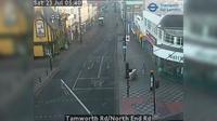 Croydon: Tamworth Rd/North End Rd - Actuales