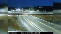 Saanich > North: , Hwy , at Admirals Rd - McKenzie Ave, looking north - Aktuell