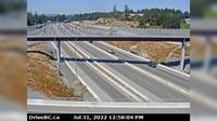 Saanich > North: , Hwy , at Admirals Rd - McKenzie Ave, looking north - Dagtid