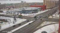 Chelyabinsk > North: Ulitsa Chicherina - Ulitsa Brat'yev Kashirinykh - El día