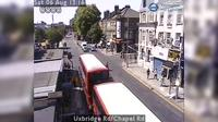 London Borough of Ealing: Uxbridge Rd/Chapel Rd - El día