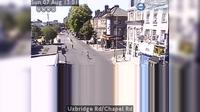 London Borough of Ealing: Uxbridge Rd/Chapel Rd - Day time