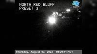 Red Bluff: North - Recent