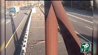 Florence Station › North: MM . Pennsylvania Ext. Interchange A w/o Toll Plaza (Florence Twp) - Day time