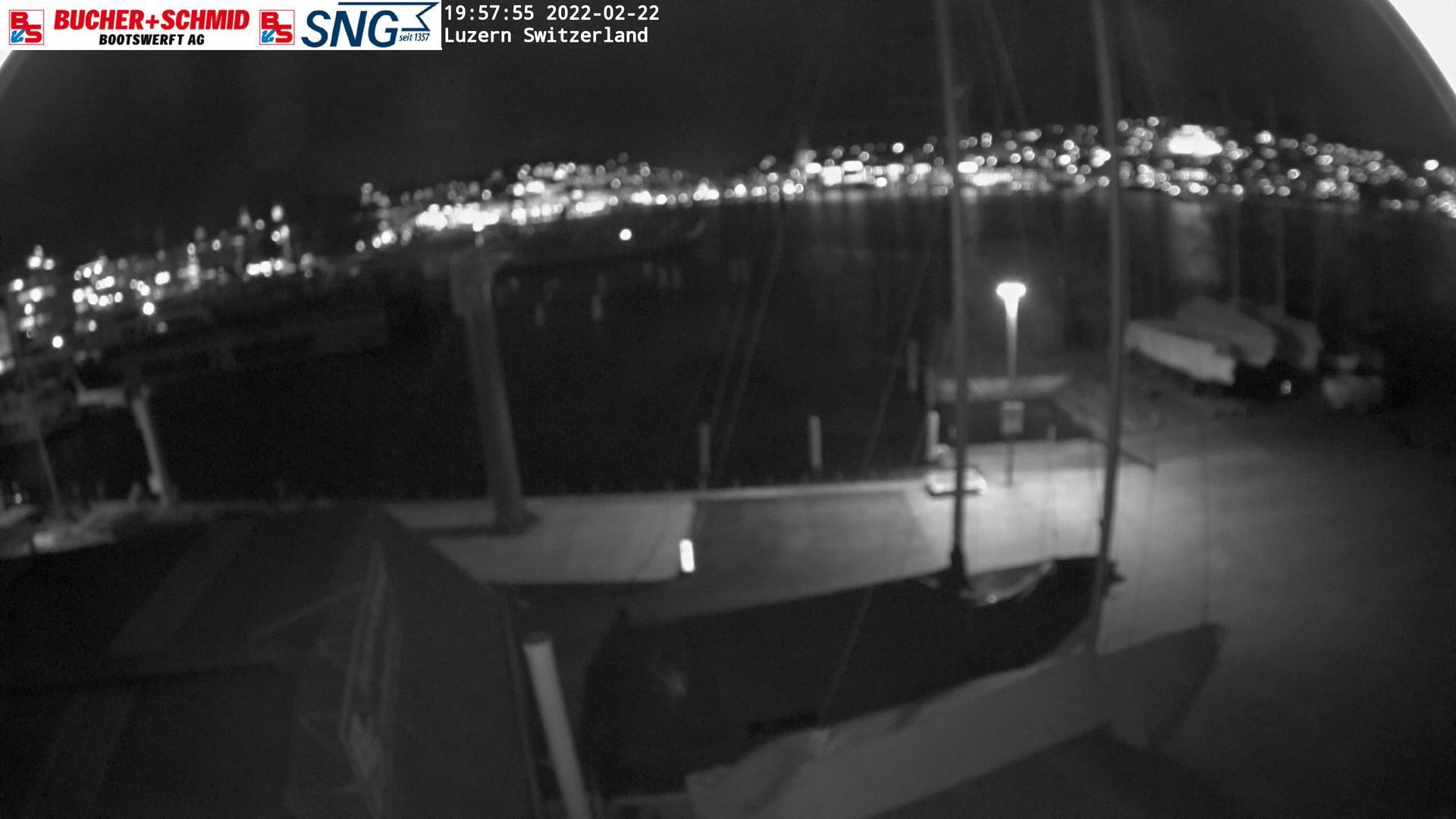 Webcam Lucerne: Seebecken