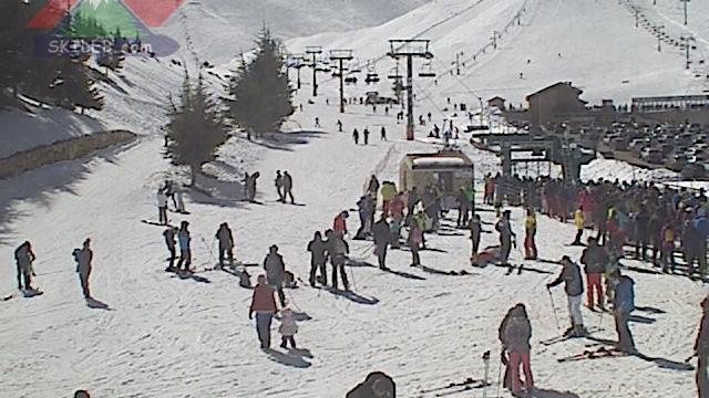 Webcam El Marmagha: Faraya Mzaar webcam