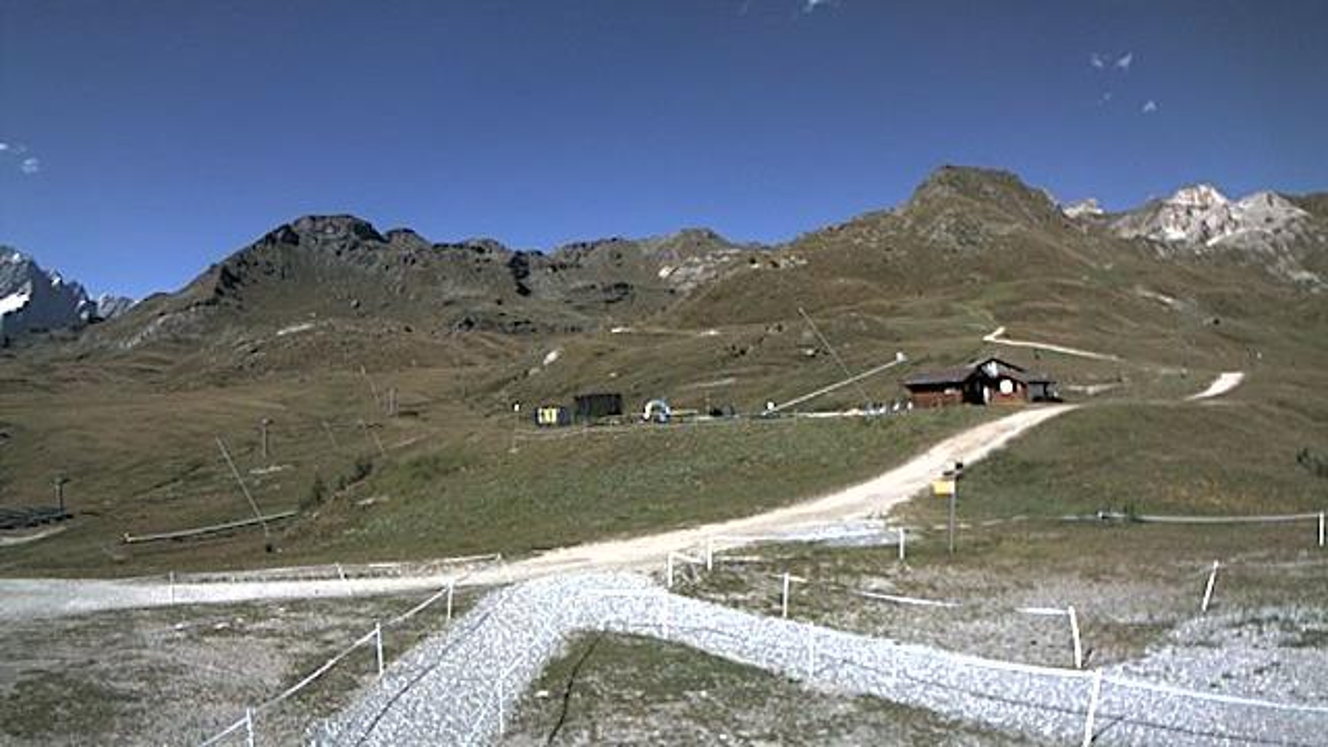 Webcam Singlin: Area Salette, Valtournenche
