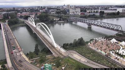 Kehl: Rheinbrücke