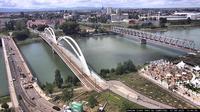 Kehl: Rheinbrücke - Overdag