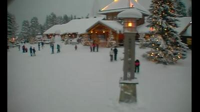 Webcam Myllykylä: Santa Claus Office