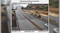 Hood River: I- at - Exit  A - Recent