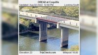 Coquille: ORE at - Day time