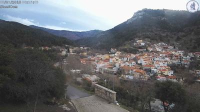 Webcam Στενή Δίρφυος › North: Stení Dhírfios − Central −