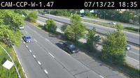 Yonkers › West: Cross Country Parkway West of Bronx River Parkway - Current