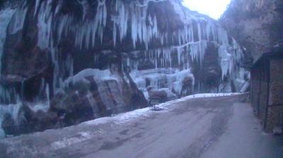 Webcam Чегем: Chegemskiye Vodopady