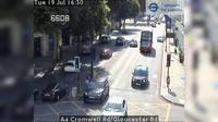 London: A Cromwell Rd/Gloucester Rd - Current