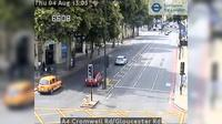 London: A Cromwell Rd/Gloucester Rd - Day time