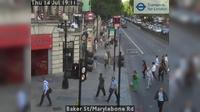 London: Baker St/Marylebone Rd - Current